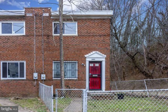 2421 15TH Place SE, WASHINGTON, DC 20020 (#DCDC310970) :: ExecuHome Realty