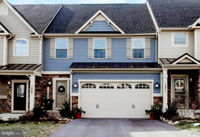 1269 Drydock Street, BRUNSWICK, MD 21716 (#MDFR191688) :: The Maryland Group of Long & Foster
