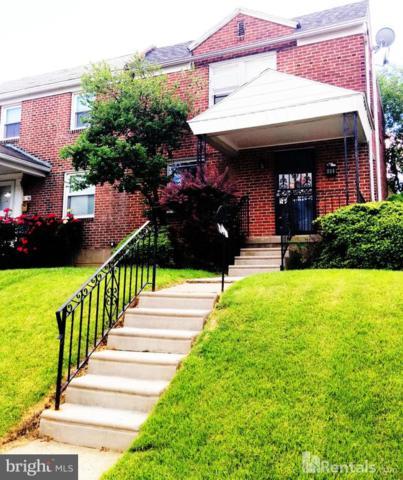 804 Arbor Road, LANSDOWNE, PA 19050 (#PADE323324) :: Keller Williams Realty - Matt Fetick Team