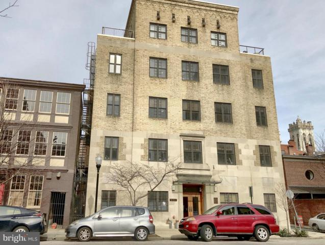 104 W Madison Street #8, BALTIMORE, MD 21201 (#MDBA306200) :: ExecuHome Realty