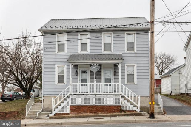 124 W Baltimore Street W, TANEYTOWN, MD 21787 (#MDCR154364) :: Remax Preferred | Scott Kompa Group