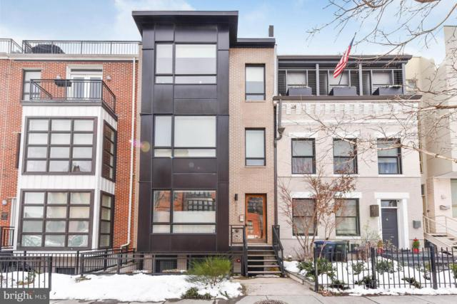 2110 10TH Street NW #2, WASHINGTON, DC 20001 (#DCDC311080) :: Crossman & Co. Real Estate