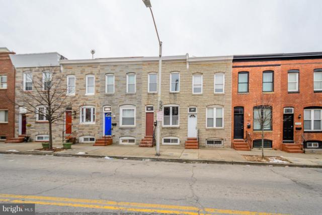 112 S Conkling Street, BALTIMORE, MD 21224 (#MDBA306234) :: The Kenita Tang Team