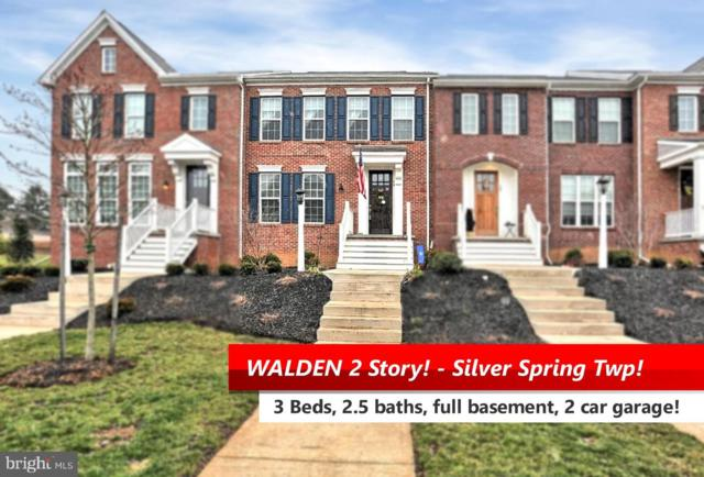 14 Nook Alley, MECHANICSBURG, PA 17050 (#PACB106594) :: Keller Williams of Central PA East