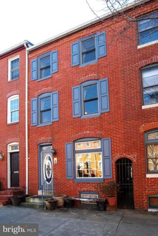 2013 N Bank Street, BALTIMORE, MD 21231 (#MDBA306262) :: ExecuHome Realty