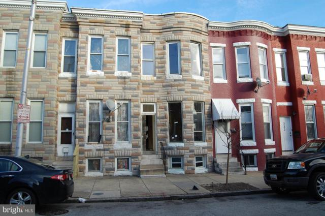 319 S Mount Street, BALTIMORE, MD 21223 (#MDBA306282) :: ExecuHome Realty