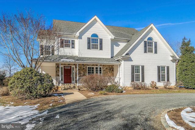 5542 John Barton Payne Road, MARSHALL, VA 20115 (#VAFQ133678) :: Blue Key Real Estate Sales Team