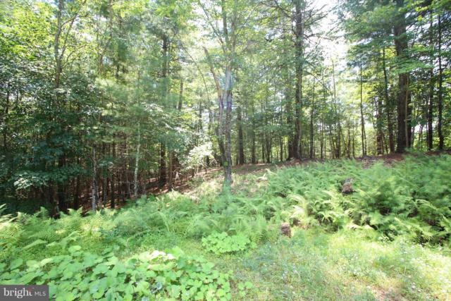 Lot 8 High Point Drive, WARDENSVILLE, WV 26851 (#WVHD102090) :: The Piano Home Group