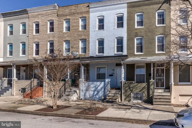 2821 Hampden Avenue, BALTIMORE, MD 21211 (#MDBA306872) :: AJ Team Realty