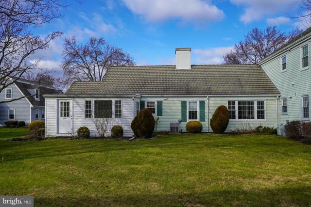 118 Old Nassau A, MONROE TOWNSHIP, NJ 08831 (#NJMX113068) :: Colgan Real Estate