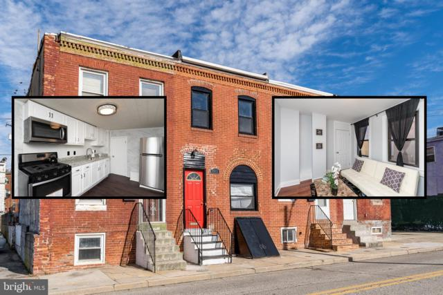 806 W Ostend Street, BALTIMORE, MD 21230 (#MDBA317684) :: ExecuHome Realty