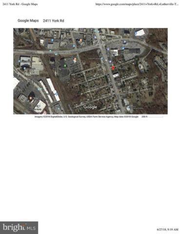 2413 York Road, TOWSON, MD 21204 (#MDBC343030) :: The Miller Team