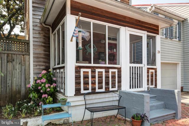 28 College Avenue, ANNAPOLIS, MD 21401 (#MDAA305840) :: Wes Peters Group Of Keller Williams Realty Centre