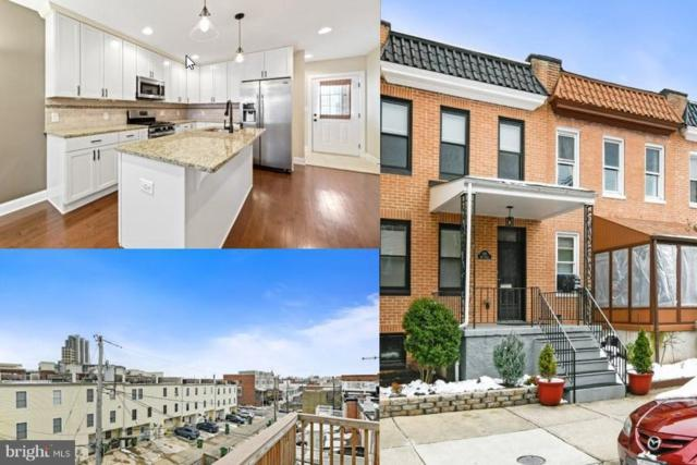 1231 Hull Street, BALTIMORE, MD 21230 (#MDBA317786) :: Erik Hoferer & Associates