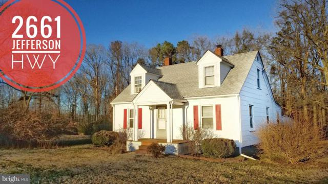 2661 Jefferson Highway, LOUISA, VA 23093 (#VALA108616) :: The Putnam Group