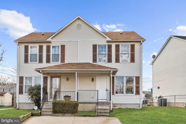 1127 Inner Circle, BALTIMORE, MD 21225 (#MDBA322066) :: Wes Peters Group Of Keller Williams Realty Centre