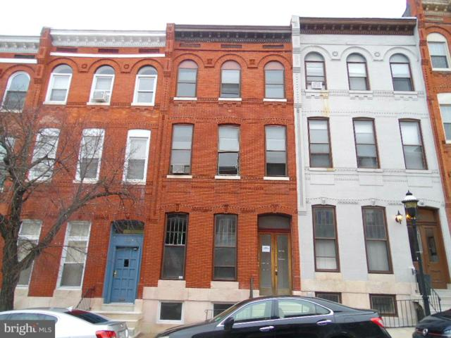 1737 Park Avenue, BALTIMORE, MD 21217 (#MDBA326118) :: Great Falls Great Homes