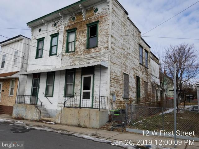 12 First Street, CUMBERLAND, MD 21502 (#MDAL123224) :: Browning Homes Group