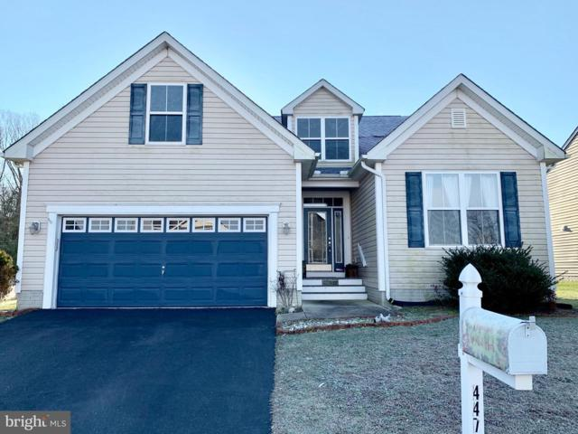 447 Tunbridge Court, MILLSBORO, DE 19966 (#DESU130078) :: Remax Preferred | Scott Kompa Group