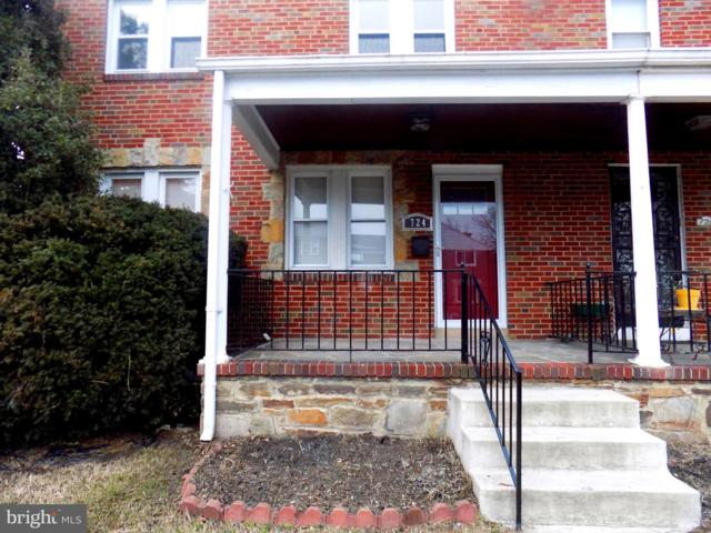 724 E Cold Spring Lane, BALTIMORE, MD 21212 (#MDBA349848) :: ExecuHome Realty