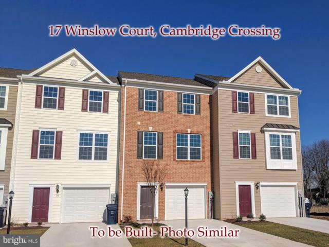 17 Winslow Court #86, GETTYSBURG, PA 17325 (#PAAD104102) :: The Joy Daniels Real Estate Group