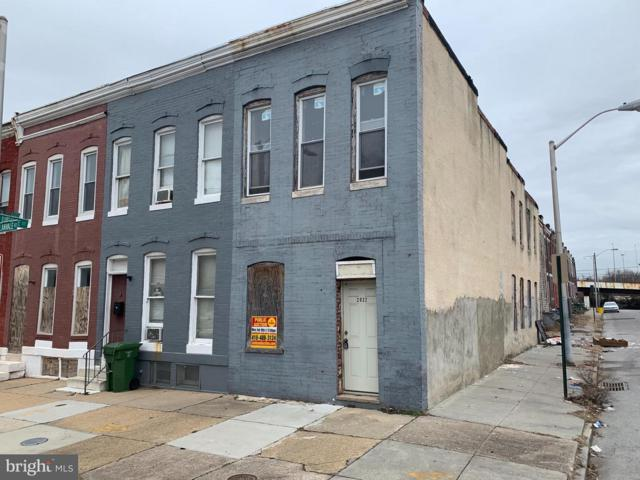 2022 W Lanvale Street, BALTIMORE, MD 21217 (#MDBA357674) :: ExecuHome Realty