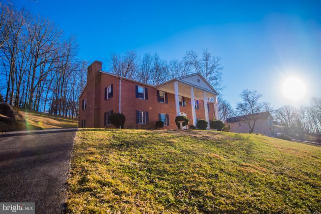 412 Luray Avenue, FRONT ROYAL, VA 22630 (#VAWR127354) :: Colgan Real Estate