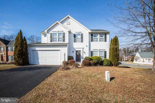 2 Turner Field Court, FREDERICKSBURG, VA 22405 (#VAST180198) :: RE/MAX Cornerstone Realty