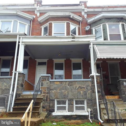 2730 Riggs Avenue, BALTIMORE, MD 21216 (#MDBA359474) :: ExecuHome Realty