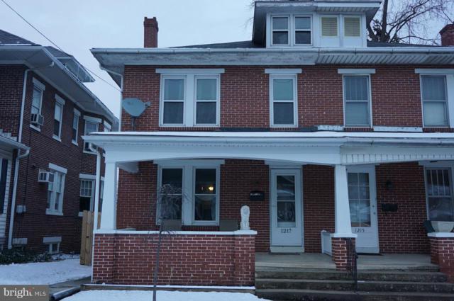 1217 N George Street, YORK, PA 17404 (#PAYK108214) :: The Joy Daniels Real Estate Group