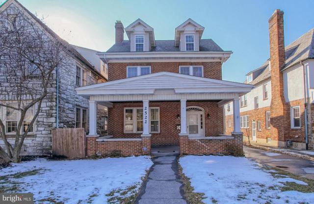 2522 N 2ND Street, HARRISBURG, PA 17110 (#PADA105896) :: The Joy Daniels Real Estate Group