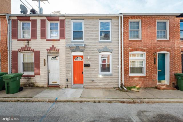 2025 Portugal Street, BALTIMORE, MD 21231 (#MDBA368980) :: ExecuHome Realty