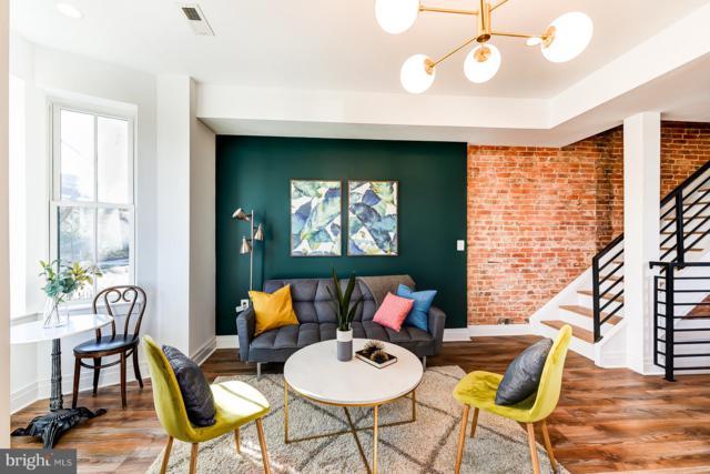 1101 S Street NW, WASHINGTON, DC 20009 (#DCDC356098) :: Crossman & Co. Real Estate