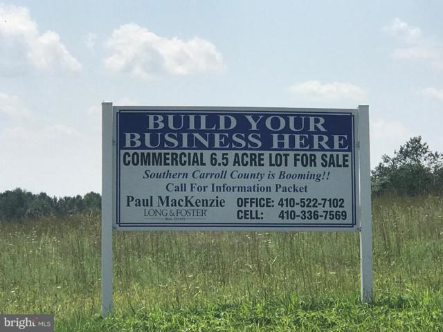 LOT 20 Liberty Road, SYKESVILLE, MD 21784 (#MDCR165156) :: ExecuHome Realty