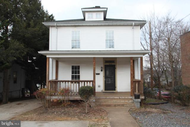 114 S West Street, CULPEPER, VA 22701 (#VACU128042) :: The Maryland Group of Long & Foster