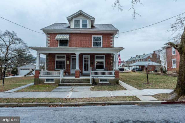 215 N 5TH STREET, DENVER, PA 17517 (#PALA119656) :: The Craig Hartranft Team, Berkshire Hathaway Homesale Realty