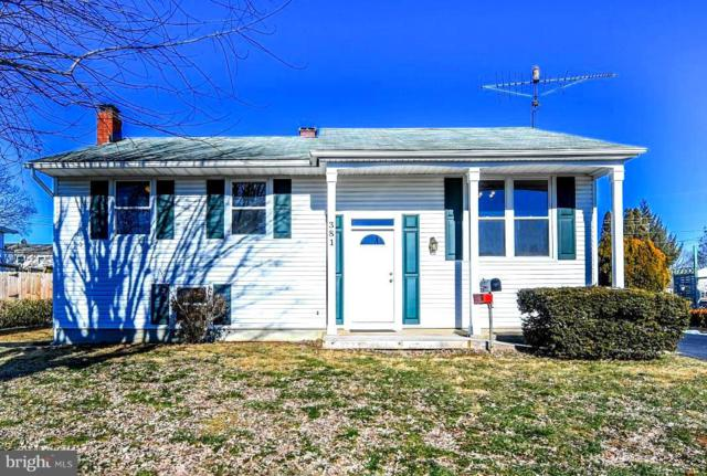 381 Pearl Street, FREDERICK, MD 21701 (#MDFR210760) :: Great Falls Great Homes
