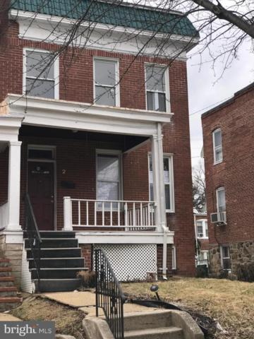 2 S Tremont Road, BALTIMORE, MD 21229 (#MDBA374736) :: Advance Realty Bel Air, Inc