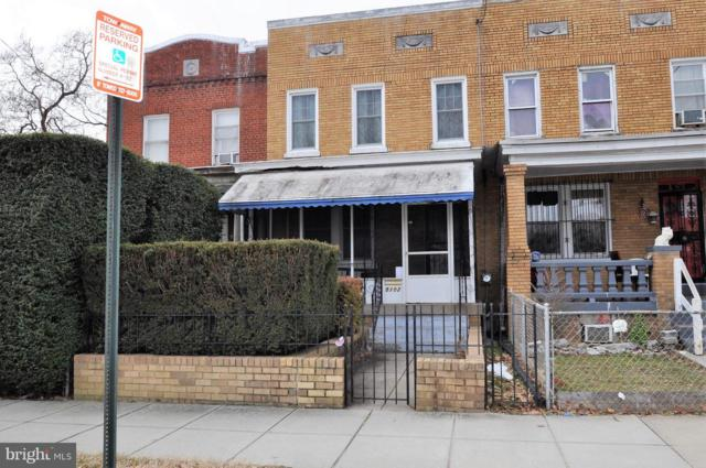 5102 9TH Street NW, WASHINGTON, DC 20011 (#DCDC362208) :: The Maryland Group of Long & Foster