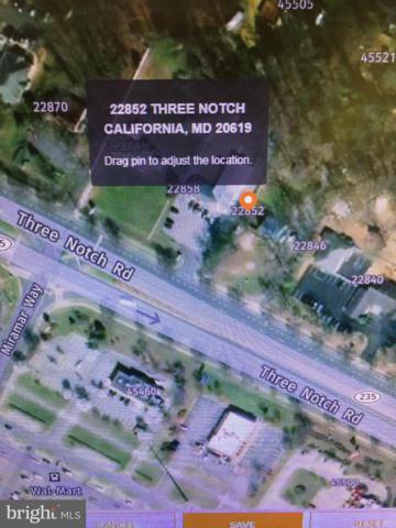22852 Three Notch, CALIFORNIA, MD 20619 (#MDSM150112) :: Colgan Real Estate