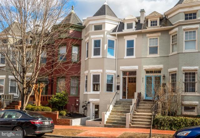 439 10TH Street NE, WASHINGTON, DC 20002 (#DCDC362478) :: Wes Peters Group Of Keller Williams Realty Centre