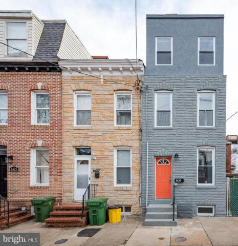 1429 Olive Street, BALTIMORE, MD 21230 (#MDBA381130) :: Wes Peters Group Of Keller Williams Realty Centre