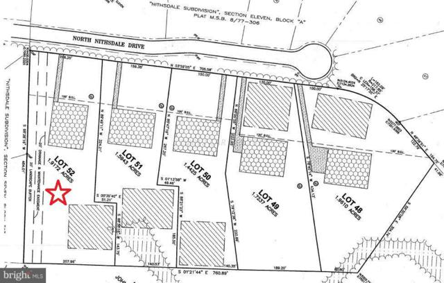 Lot 52 N. Nithsdale, SALISBURY, MD 21801 (#MDWC101682) :: RE/MAX Coast and Country