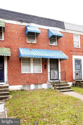 3846 Elmora Avenue, BALTIMORE, MD 21213 (#MDBA382358) :: The Maryland Group of Long & Foster