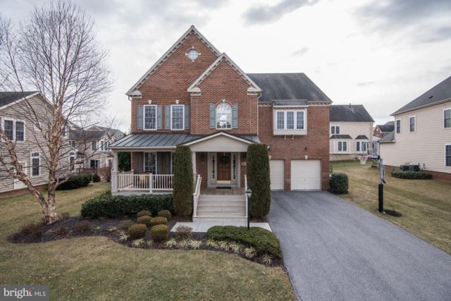 9127 Belvedere Drive, FREDERICK, MD 21704 (#MDFR214296) :: Charis Realty Group