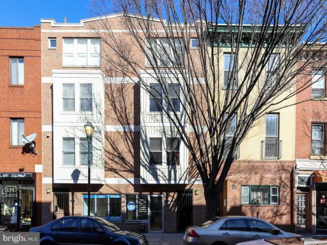1631 South Street #2, PHILADELPHIA, PA 19146 (#PAPH689348) :: Dougherty Group