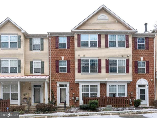 9198 Cardinal Forest Lane #49, LORTON, VA 22079 (#VAFX866924) :: Bruce & Tanya and Associates