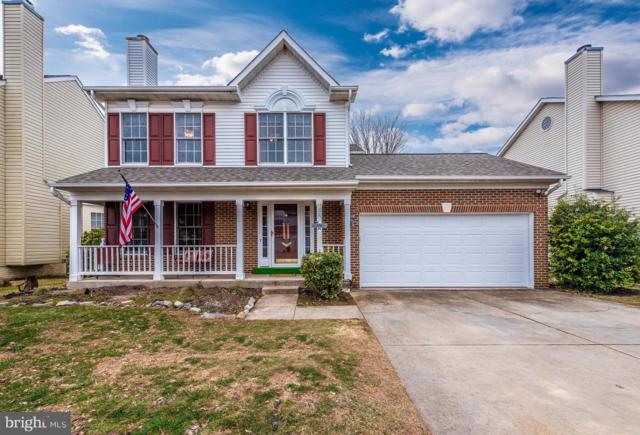 1016 Chinaberry Drive, FREDERICK, MD 21703 (#MDFR214420) :: The Sky Group