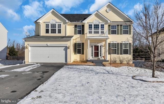 399 Fortress Drive, WINCHESTER, VA 22603 (#VAFV140052) :: Wes Peters Group Of Keller Williams Realty Centre