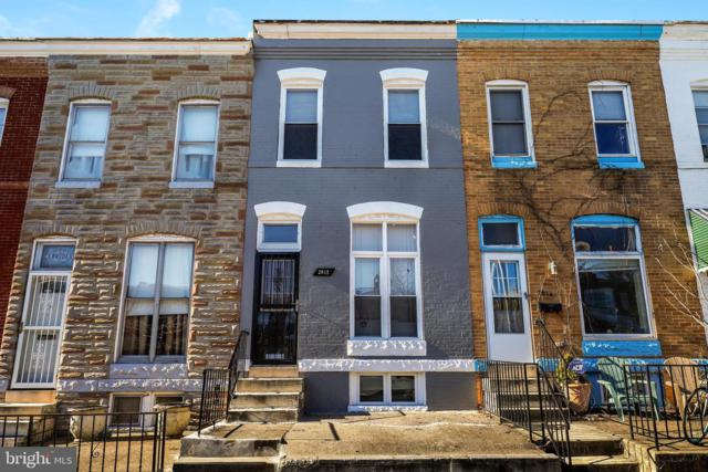 2812 Huntingdon Avenue, BALTIMORE, MD 21211 (#MDBA383666) :: AJ Team Realty